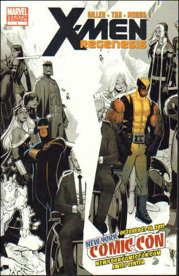 X-Men: Regenesis 1-E by Marvel
