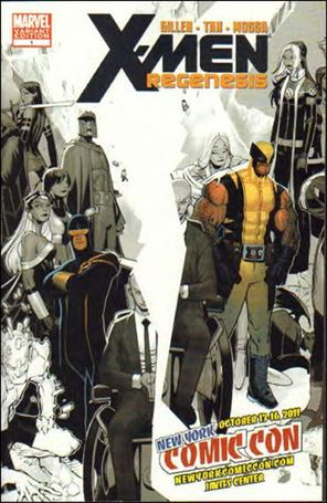 X-Men: Regenesis 1-E