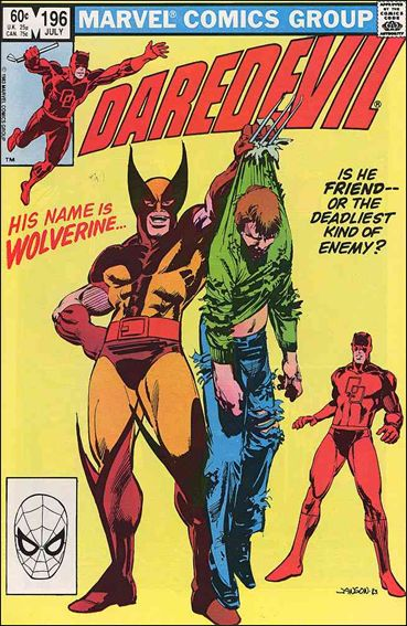 Daredevil (1964) 196-A by Marvel