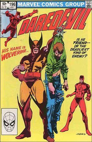 Daredevil (1964) 196-A