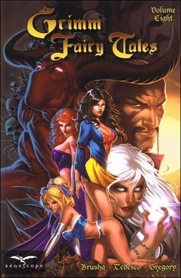 Grimm Fairy Tales 8-A by Zenescope Entertainment