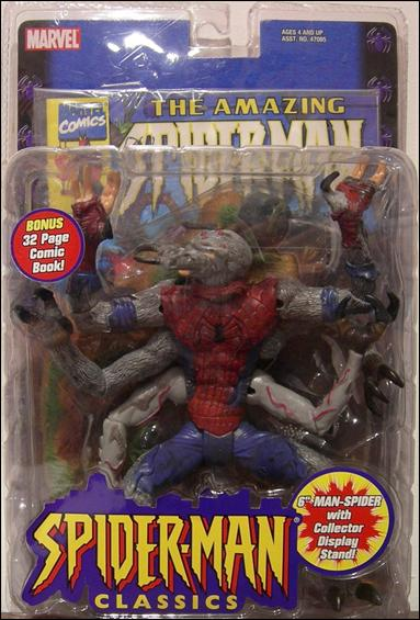 Spider-Man Classics (Series 1) Man-Spider by Toy Biz