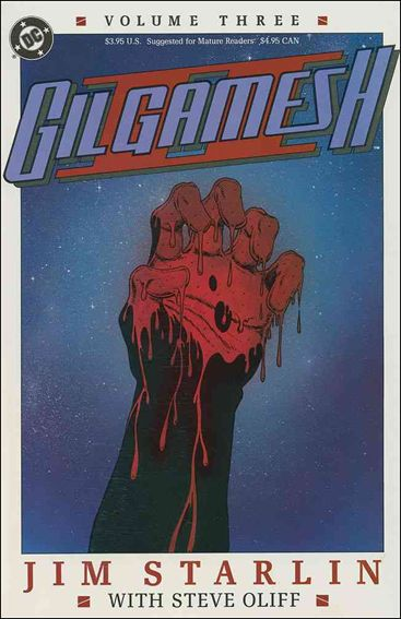 Gilgamesh II 3-A by DC