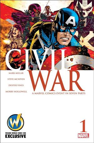 Civil War (2006) 1-I