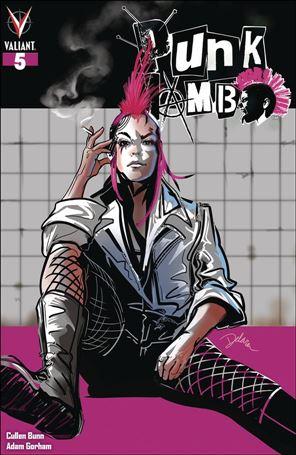 Punk Mambo (2019) 5-C