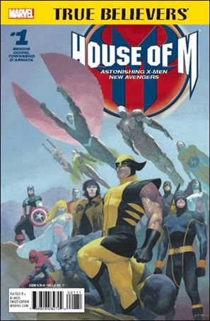 House of M 1-L