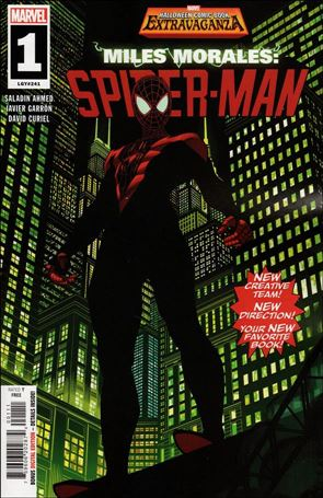 Miles Morales: Spider-Man 1-K