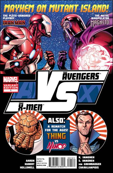 AvX: Vs 1-B by Marvel