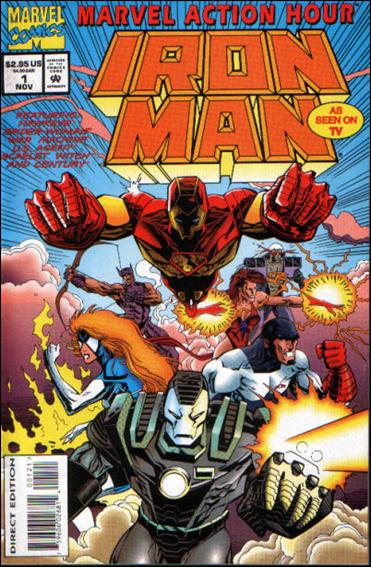 Marvel Action Hour, Featuring Iron Man 1-A by Marvel
