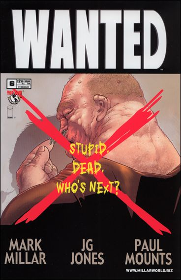 Wanted (2003) 6-E by Top Cow