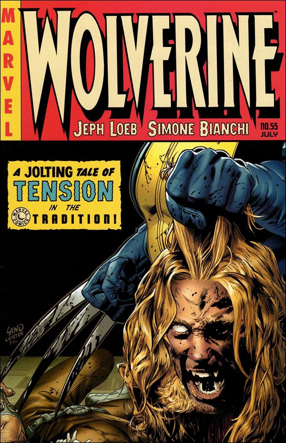 Wolverine (2003)  55-C by Marvel