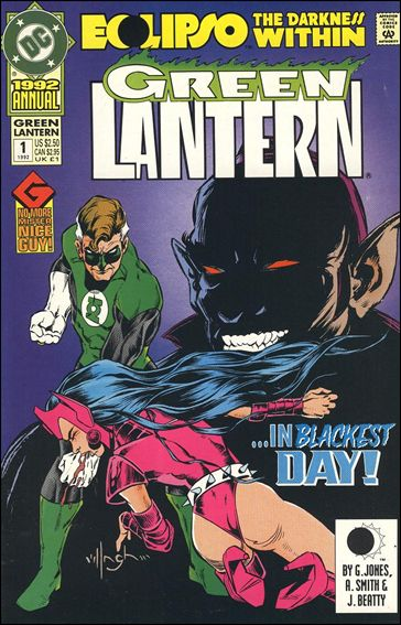 Green Lantern Annual (1992) 1-A by DC