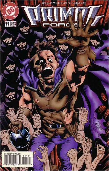Primal Force 11-A by DC