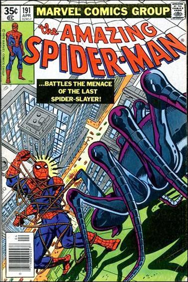 Amazing Spider-Man (1963) 191-A by Marvel
