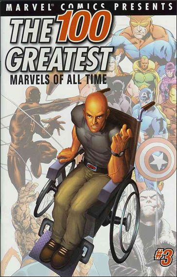 100 Greatest Marvels of All Time 8-A by Marvel