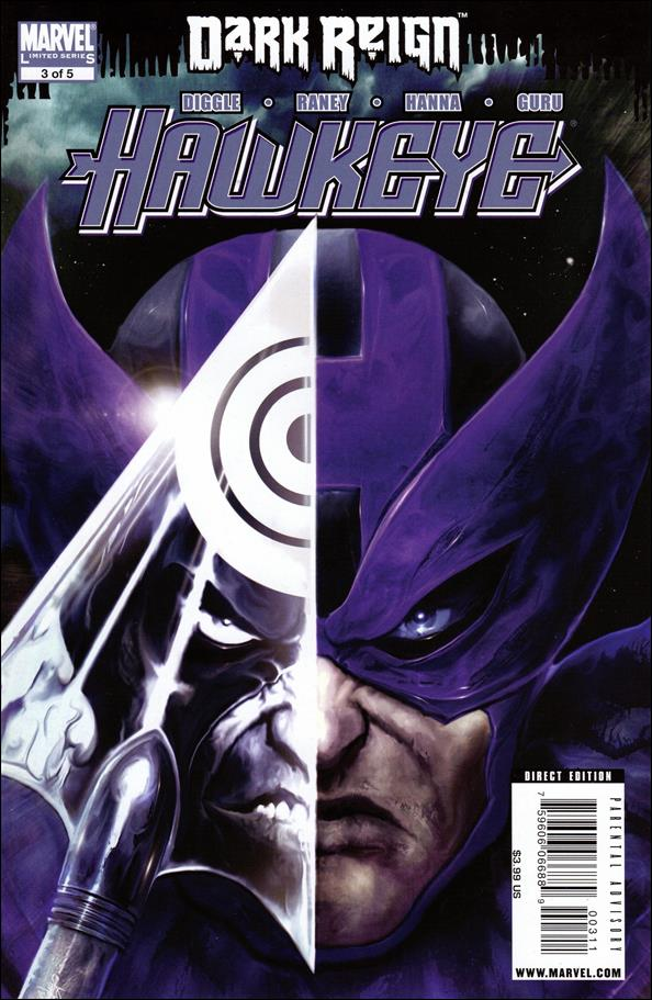 Dark Reign: Hawkeye 3-A by Marvel