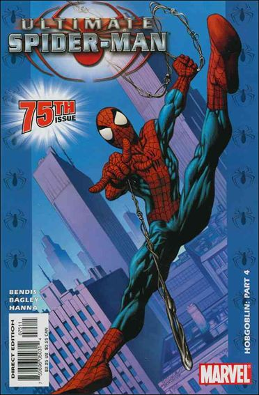 Ultimate Spider-Man (2000) 75-A by Marvel