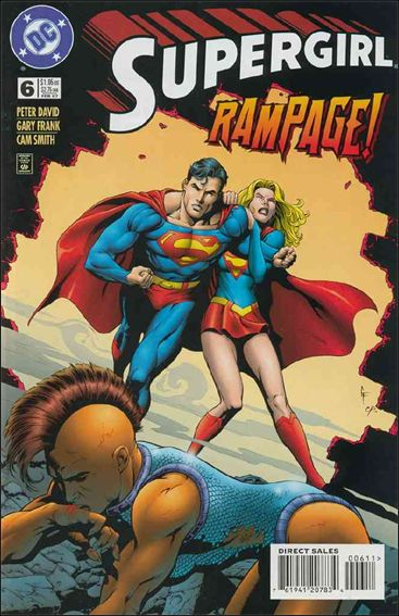 Supergirl (1996) 6-A by DC