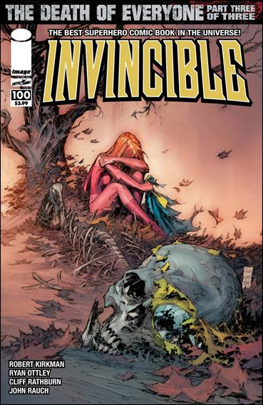 Invincible 100-C by Skybound Entertainment