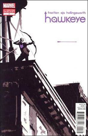 Hawkeye (2012) 1-D