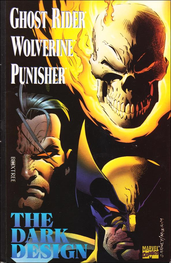 Ghost Rider/Wolverine/Punisher: Dark Design & Hearts of Darkness 1-B by Marvel