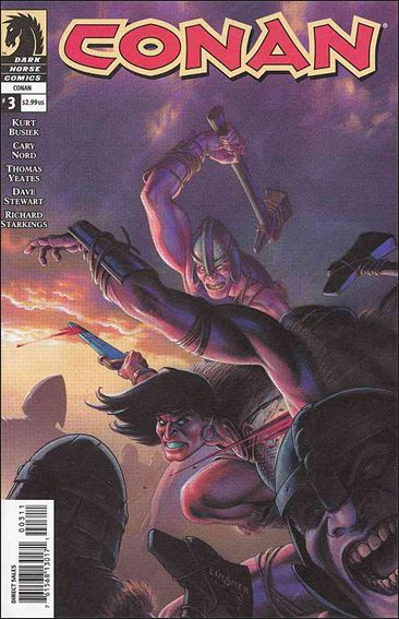 Conan (2004) 3-A by Dark Horse