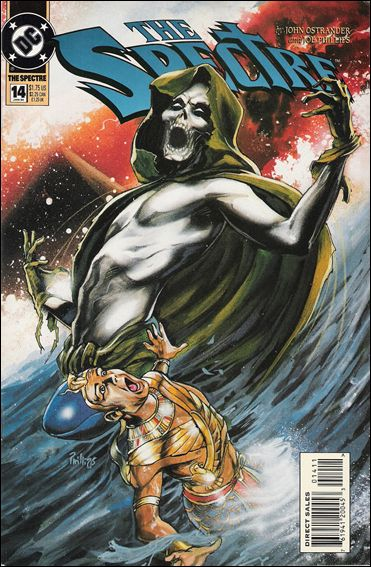 Spectre (1992) 14-A by DC