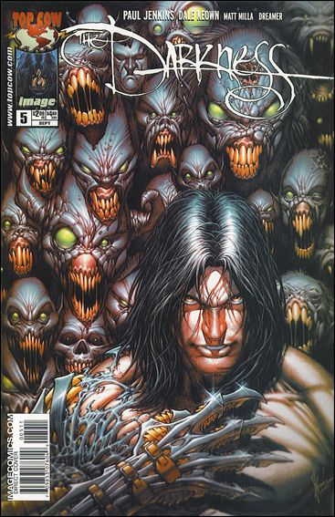 Darkness (2002) 5-A by Top Cow