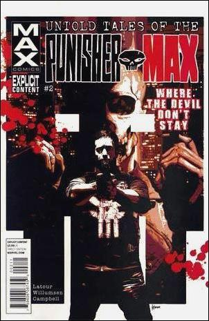 Untold Tales of Punisher Max 2-A by Max