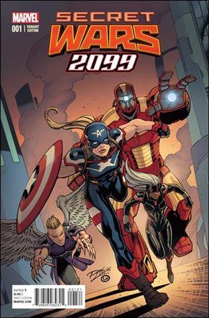 Secret Wars 2099 1-B