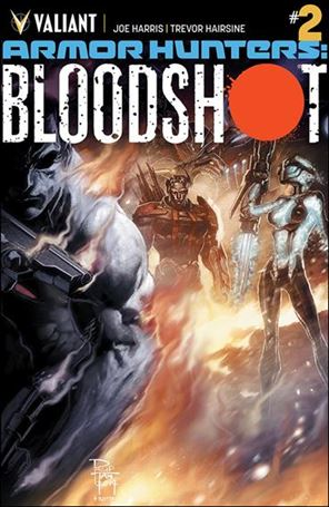 Armor Hunters: Bloodshot 2-A