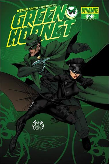 Green Hornet (2010) 2-C by Dynamite Entertainment