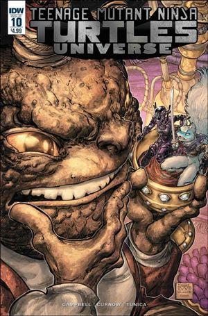 Teenage Mutant Ninja Turtles Universe 10-A