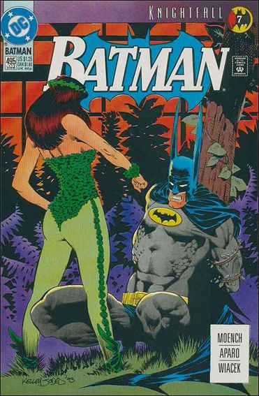 Batman (1940) 495-A by DC