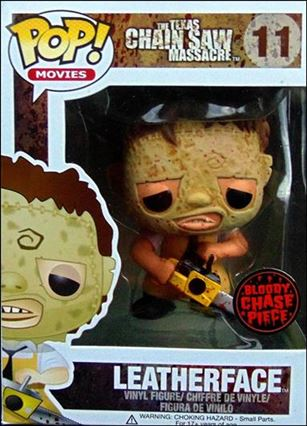 POP! Movies Leatherface (Bloody Chase)