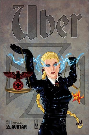 Uber 0-C by Avatar Press