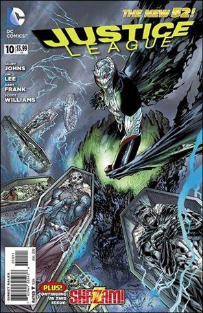 Justice League (2011) 10-A