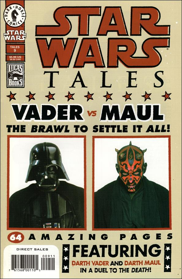Star Wars Tales 9-B by Dark Horse