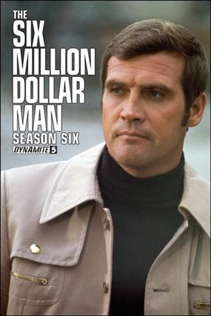 Six Million Dollar Man: Season Six 5-C