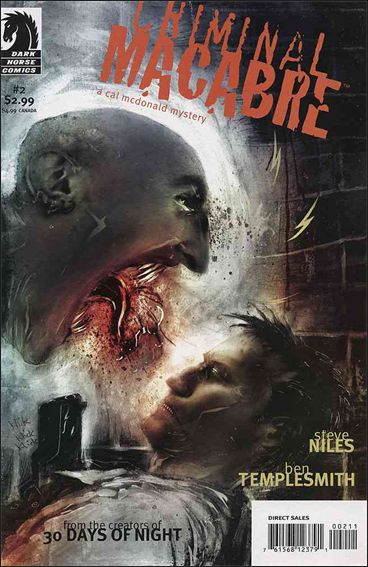 Criminal Macabre: A Cal McDonald Mystery 2-A by Dark Horse
