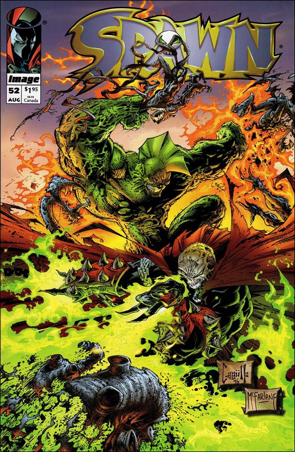 Spawn 52-A by Image