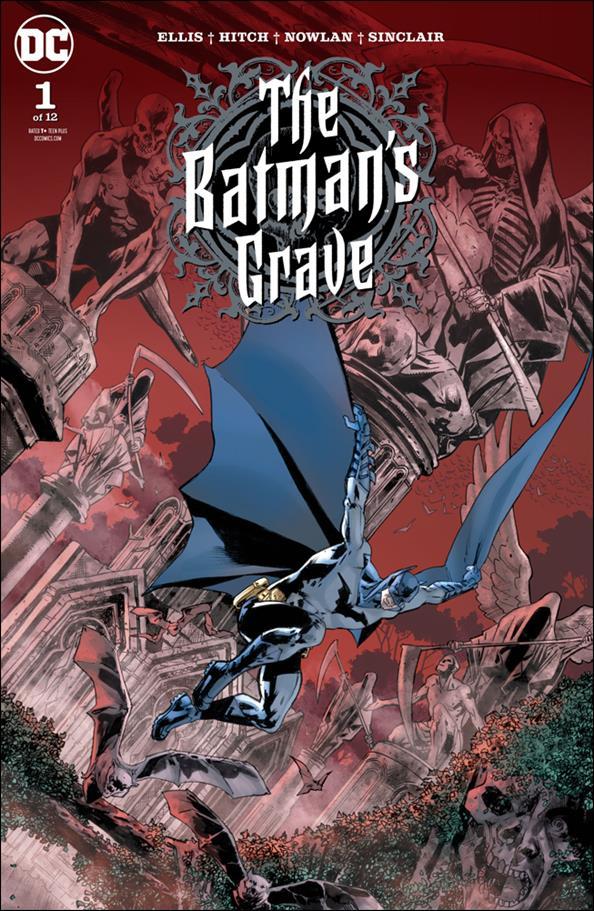 Batman's Grave 1-A by DC