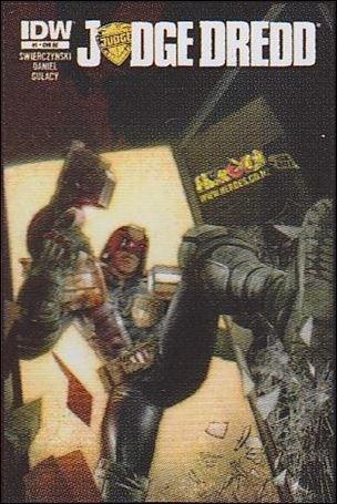 Judge Dredd (2012) 1-LH
