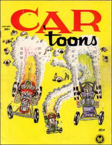 CARtoons (1961) 7-A by Peterson
