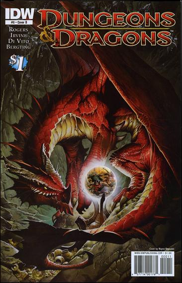 Dungeons & Dragons 0-B by IDW