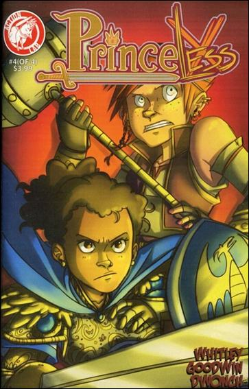 Princeless (2011) 4-A by Action Lab Entertainment