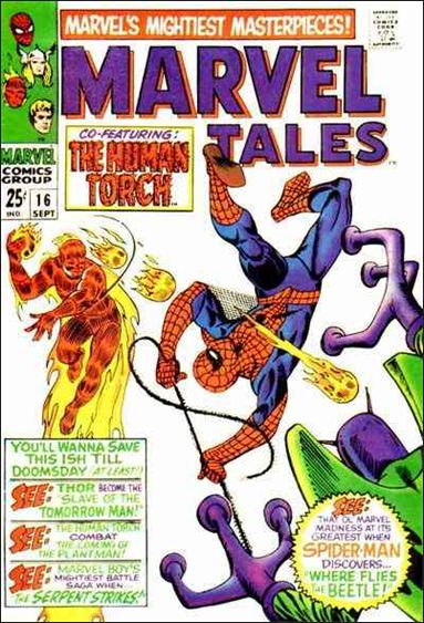 Marvel Tales (1966) 16-A by Marvel