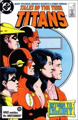 Tales of the Teen Titans 79-A