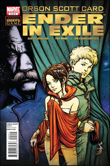 Orson Scott Card's Ender In Exile 2-A by Marvel