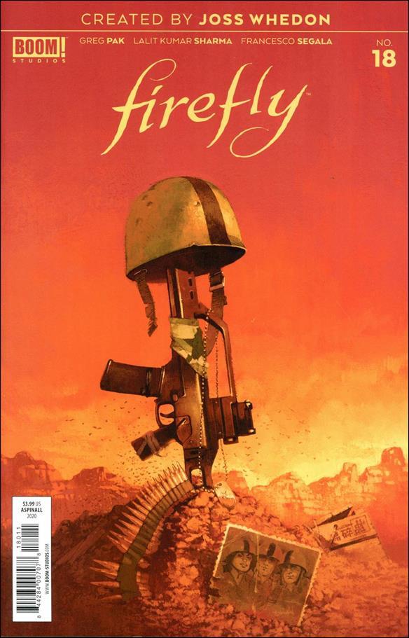Firefly 18-A by Boom! Studios